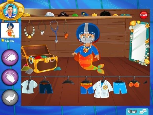 Captain McFinn Swim and Play