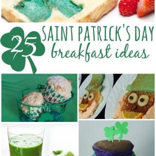 25 Breakfast Ideas for St. Patrick's Day