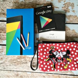 Google Tablet Prize Pack Giveaway