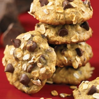 Ancient Grain Chocolate Chip Cookies – Gluten Free