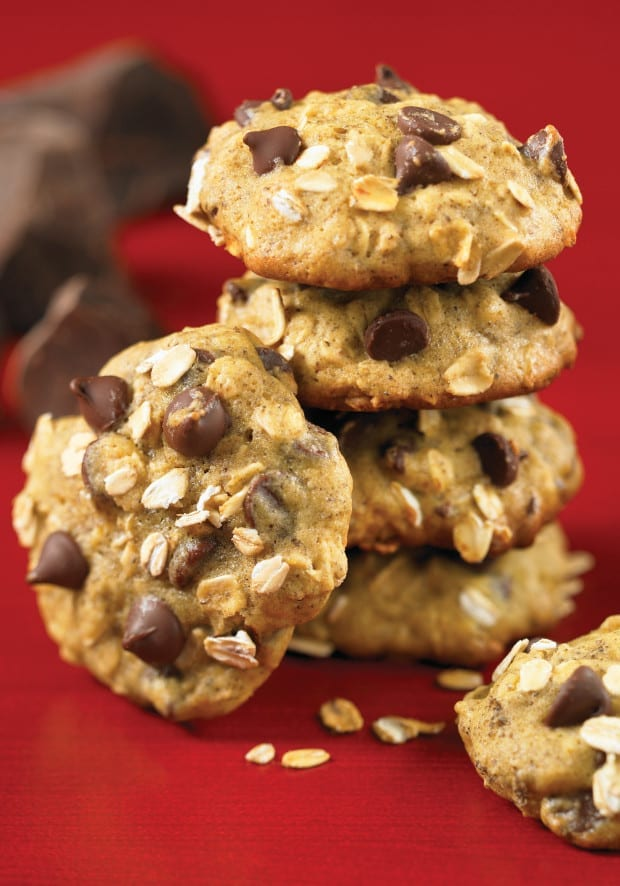 Ancient Grain Chocolate Chip Cookies GF