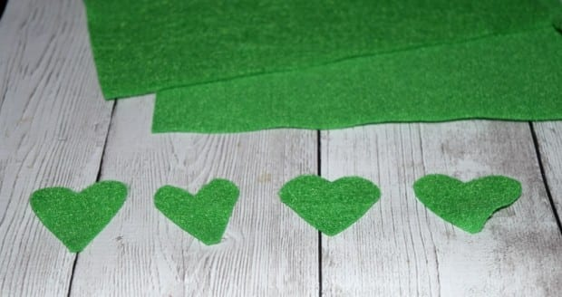 DIY Felt Four Leaf Clover3
