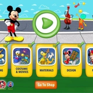 Disney Imagicademy: Mickey's Magical Arts World App