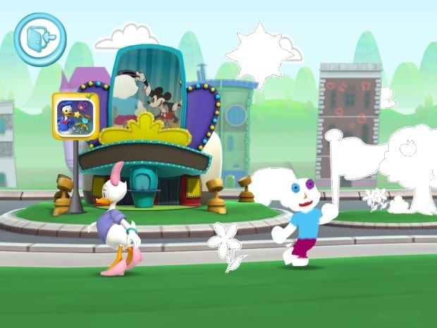Disney Imagicademy Mickey's Magical Arts World App