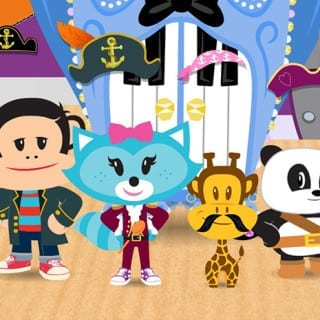 Julius Jr. Appisode – Perfect Pirate Day