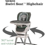 Closer Look at the Graco Swivi Seat Highchair