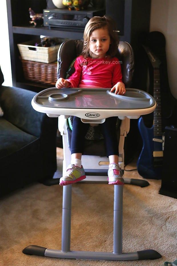 toddler highchair