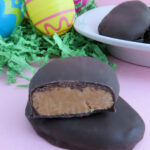 Chocolate Peanut Butter Eggs – Reese's Copycat