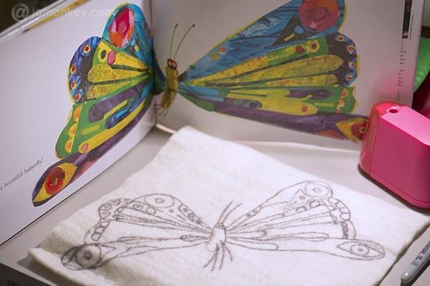 The very hungry caterpillar needle felting jamonkey - Needle felting design ideas ...