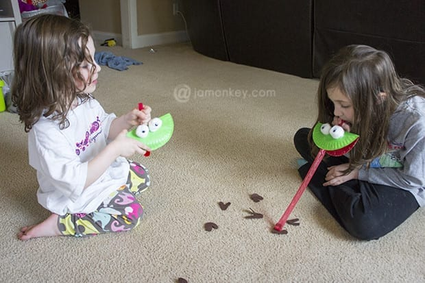 Fun Froggy Craft and Game