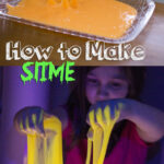 How to Make Slime or Gak