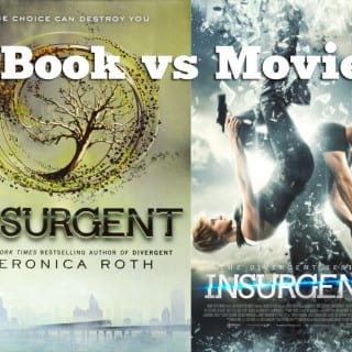 Differences Between the Insurgent Book and Movie