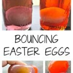 Bouncing Easter Eggs
