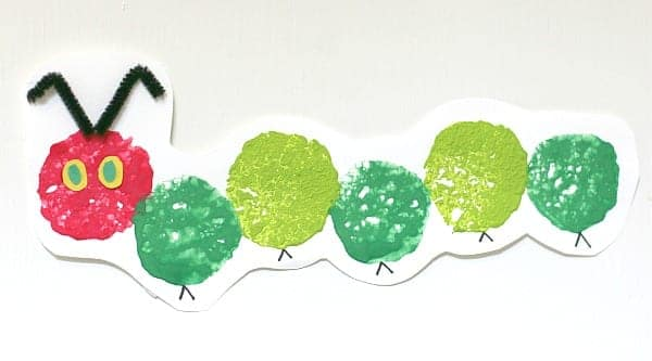 13 Very Hungry Caterpillar Crafts Jamonkey