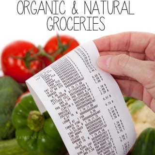 How to Save Money on Organic and Natural Groceries