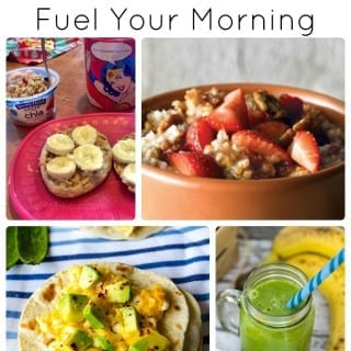 5 Healthy Breakfast Options to  Fuel Your Morning