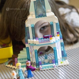 Our Growing Love for LEGO