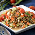 French Lentil Salad Recipe