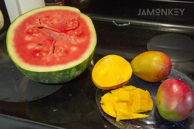 Watermelon Mango