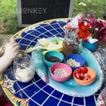 Outdoor Ice Cream Party with Pier 1 Imports
