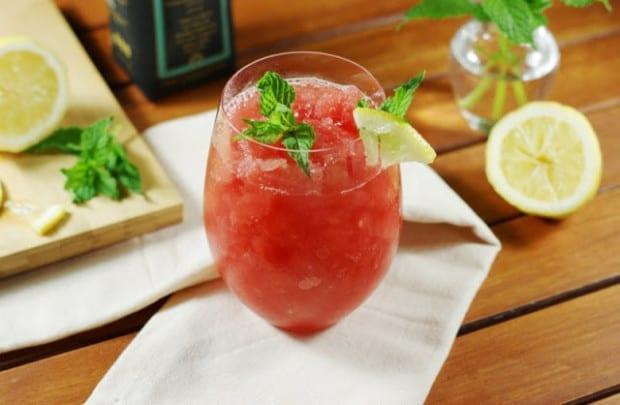 Watermelon-Moscato Slush 1