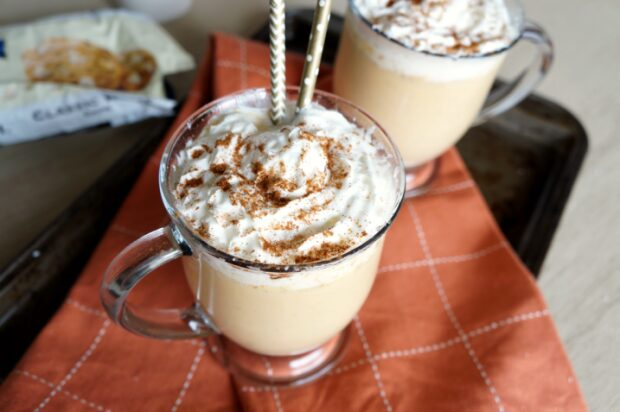 Pumpkin White Chocolate