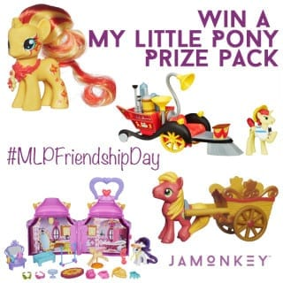 Celebrate Friendship Day with My Little Pony and generationOn