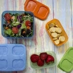 Start Planning Those Back to School Lunches – Rubbermaid LunchBlox Review