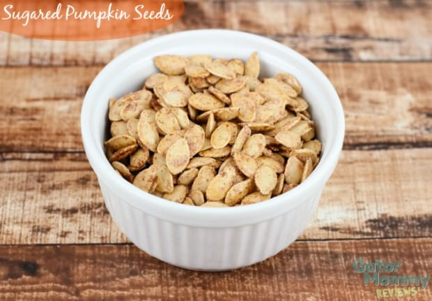 Sugared Pumpkin Seeds