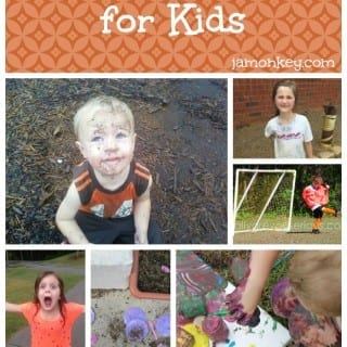 10 Dirty Activities for Kids
