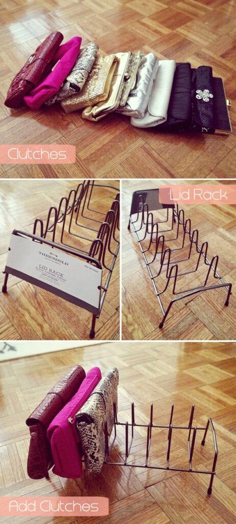 Clutch Organizer