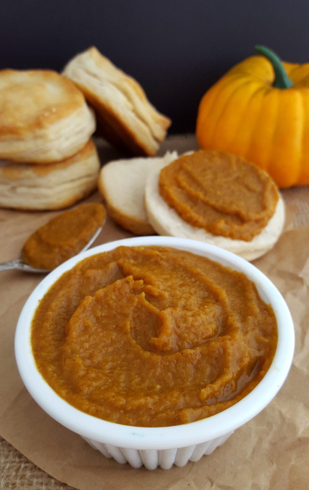 Homemade Crockpot Pumpkin Butter Recipe