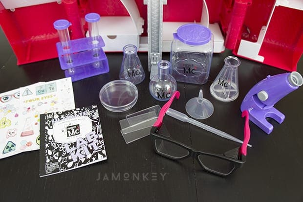 Project Mc2 Ultimate Lab Kit Review