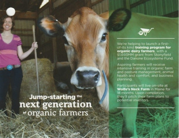 Learn Something New About Organic Dairy Farming