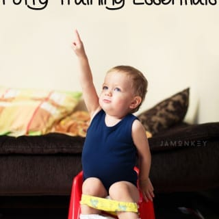 The Best Must Have Potty Training Essentials