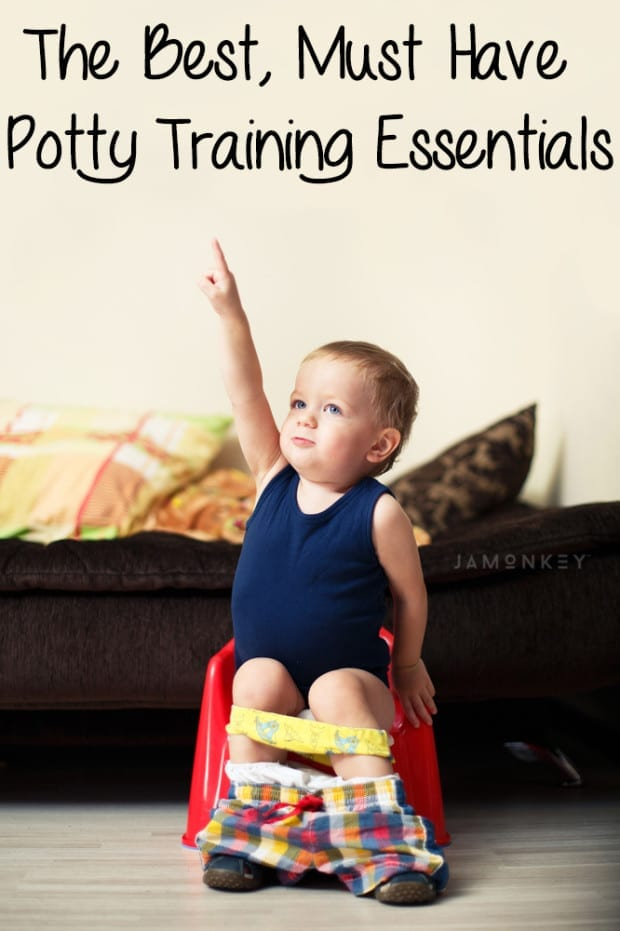 The Best, Must Have Potty Training Essentials