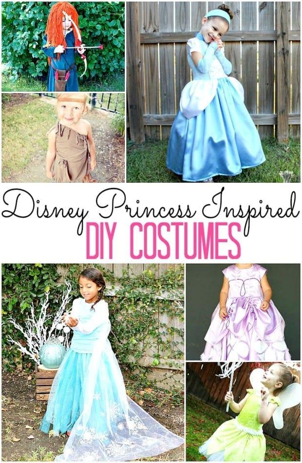 Diy disney princess costumes jamonkey diy disney princess costumes solutioingenieria Gallery