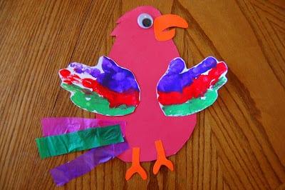 Make a Parrot Craft