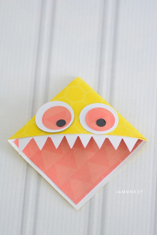 Monster Bookmarks-7527