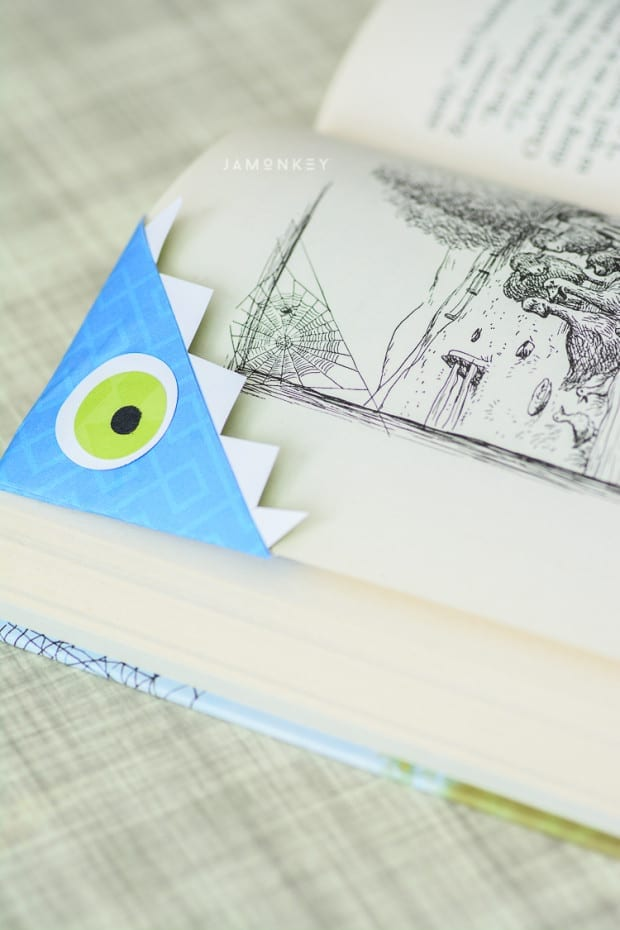 Monster Bookmarks Turotial