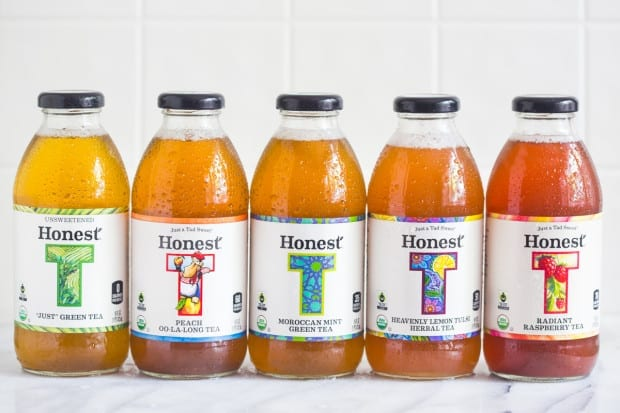 Honest Tea glass line