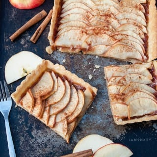 Apple Butter Tart Recipe