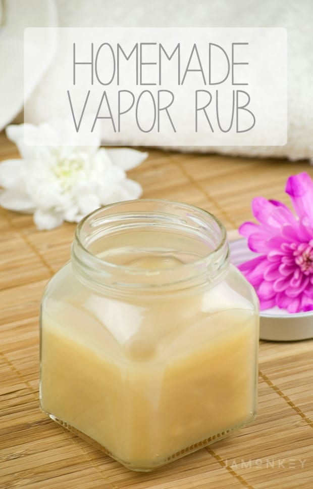 Homemade Vapor Rub and Varies Benefits and Uses of Eucalyptus Essential Oil