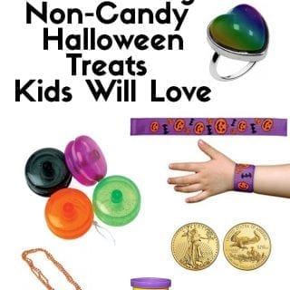 25 Amazing Non-Candy Halloween Treats Kids Will Love