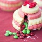 3D Hidden Surprise Ornament Cookies Recipe VIDEO