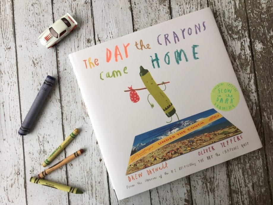 the day the crayons came home children s book review jamonkey