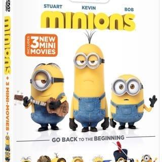 Win Minions on Blu-Ray