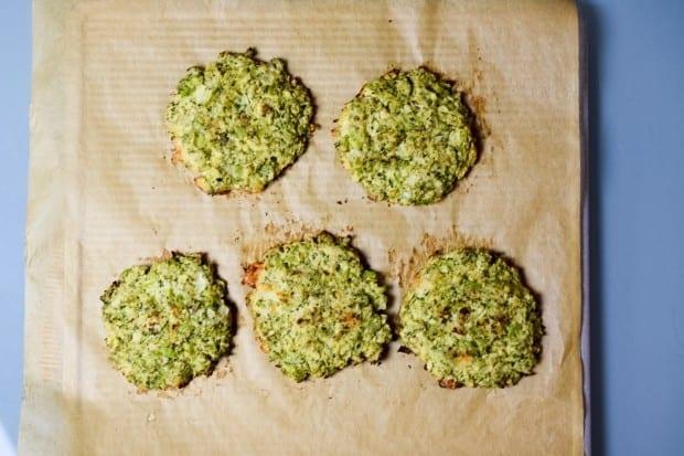 Broccoli Cauliflower Pizza Crust
