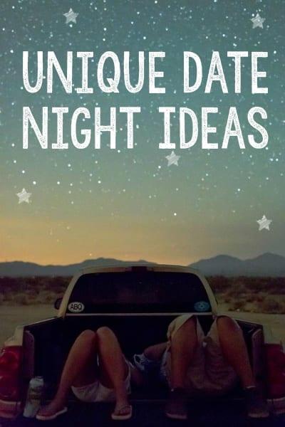 Unique Date Night Ideas