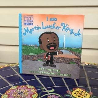 I Am Martin Luther King Jr. – Children's Book Review